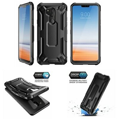 uk availability 7c524 47e6d LG G7 CASE SUPCASE Full-body Rugged Holster Cover with Built-in ...