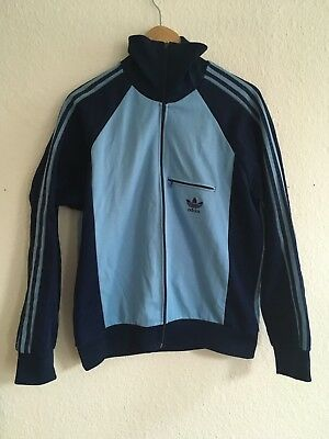 Vintage ADIDAS Traininsjacke / track top - Gr. 7/52 - TOP!!! - mint condition!!!