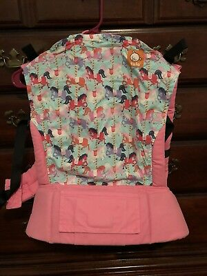 """Standard Tula infant/baby carrier carousel with glitter *does not """"shed""""*"""