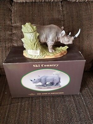Ski country whiskey decanters