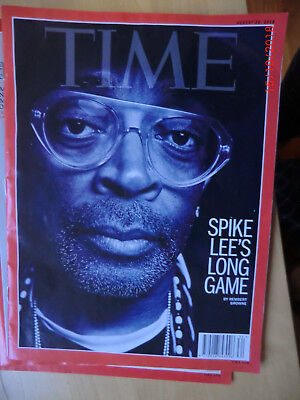 Time Magazine - August 20, 2018