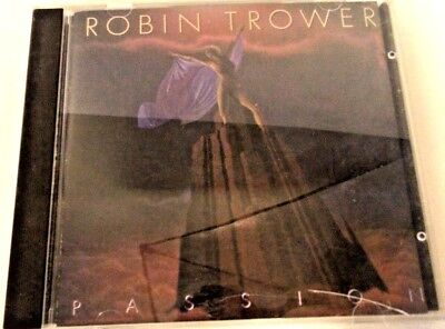 ROBIN TROWER/ex. Procol Harum - Passion - CD ''NO SCRATCHES ON DISC''