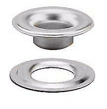 Grommets And Washers Stainless #2 – (1000 per Bag)