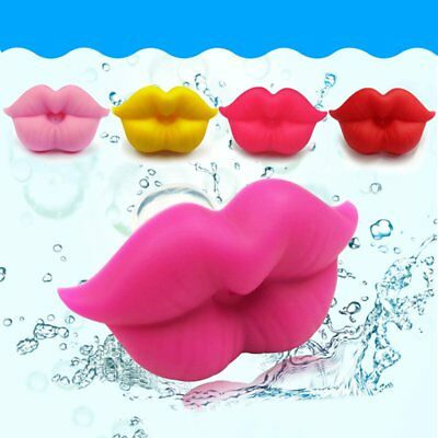 Food Grade Silicone Baby Pacifier Lip Mouth Shape Infant Toddler Baby Soother WQ