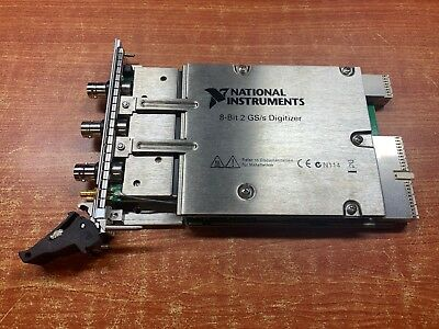 [National Instruments] PXI 5152 300MHz 2GS/s PXI Oscilloscope Fast Shipping