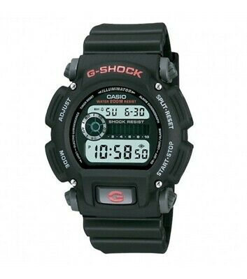 Casio Men's G-Shock Black Resin Band Digital Display Watch DW-9052-1VCG
