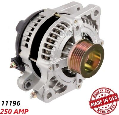 250 AMP 11196 Alternator Lexus GS300 GS350 IS250 IS350 High Output Performance