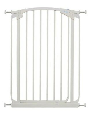 Dreambaby® Chelsea Xtra-Tall Auto-Close Security Gate with 2 x 9cm Extensions