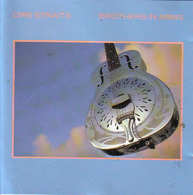 CD--DIRE STRAITS - Brothers In Arms/1985/ (USA)