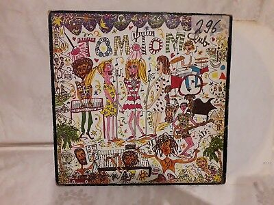 Tom Tom Club ‎– Tom Tom Club /  Vinyl - LP
