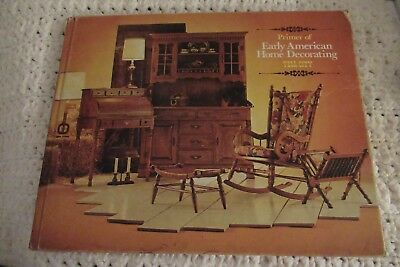 Vintage  Tell City Primer of Early American Home Decorating Book Vol.14