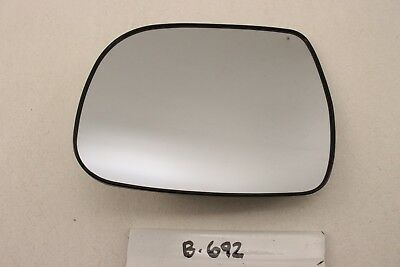 Door Mirror Glass Right Dorman 56449 fits 01-07 Toyota Highlander