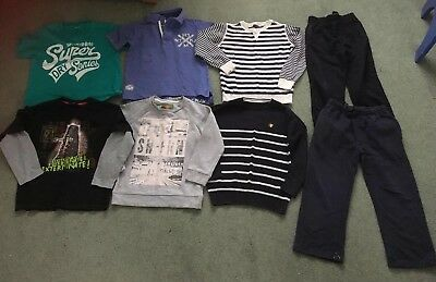 Boys Bundle Of Clothes Age 6-7 Years Jumper Jogging Bottoms Next John Lewis