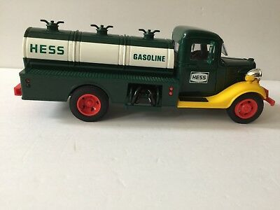 1982/83 The First Hess Truck