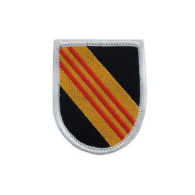 5th Special Forces Vietnam US Army Flash