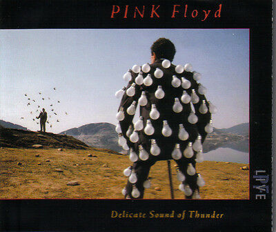 2-CD-Fatbox-PINK FLOYD / Delicate Sound Of Thunder 1988