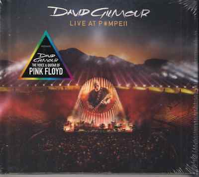 2-CD-David Gilmour / Live At Pompeii 2017 (Pink Floyd)