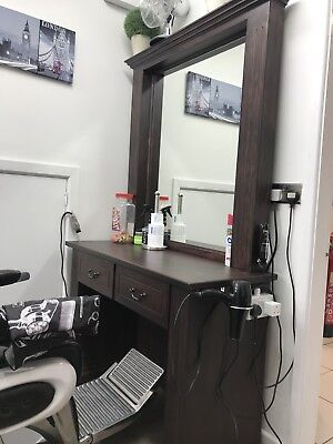 Traditional Barber Stand For Sale