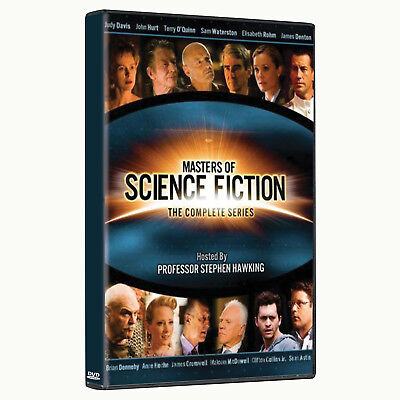 Masters of Science Fiction: The Complete Series - DVD