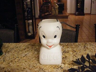 Vintage Casper The Friendly Ghost Halloween Candy Bucket