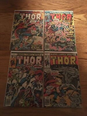 Lot of 46 Bronze & Modern Age Comics! Numerous issues of Thor!