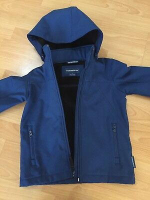 Boys Weatherproof Garment Company Jacket With Removable Hood Size 5