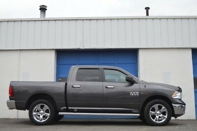 2015 Ram 1500 SLT Repairable Rebuildable Salvage Lot Drives Great Project Builder Fixer Easy Fix