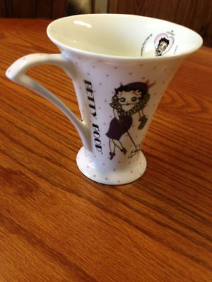 1999 King Features BETTY BOOP MUG CENTRIC Coffee Cup