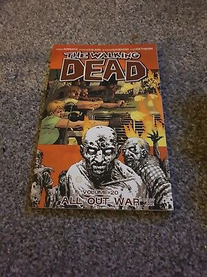 The Walking Dead Graphic Novel - Volume 20 - Image Tpb - All Out War