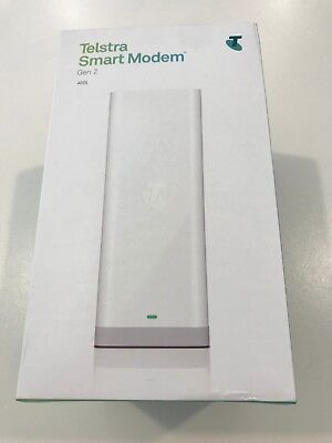 Telstra Smart Modem Gen 2 +Voice Backup, Technicolor DJA0231: BRAND NEW UNOPENED