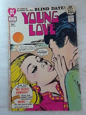 Young Love 90. DC  December  1971