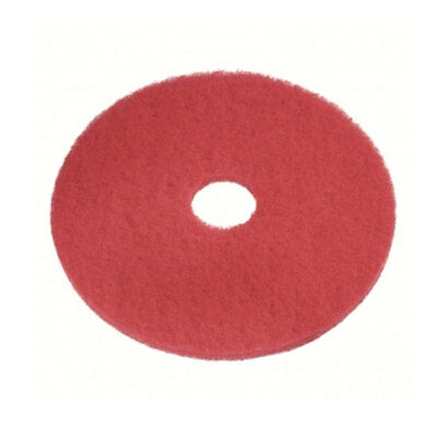 "new CLEANSTAR Regular Speed Polisher Buffing Pad 300MM -12"" Red"