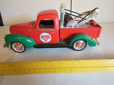 Crown Premiums Conoco 1940 Ford Tow Truck