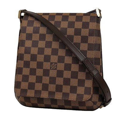 LOUIS VUITTON Musette Salsa Long Shoulder shoulder bag Damier Ladies