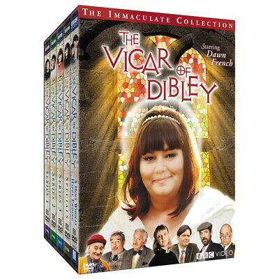 Vicar Of Dibley: The Immaculate Collection - DVD - Region 1 (US & Canada)