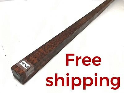 Snakewood Call Pool Cue Knife Blank Turning ExoticLumber Wood drechselholz AE708