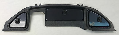 Club Car Precedent 2008 And Up Door Panel-Black-  With Carbon Fiber Doors