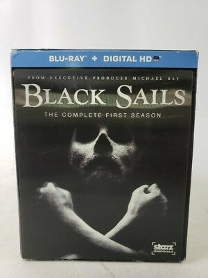 Black Sails The Complete First Season Blu-ray