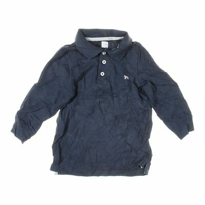 Old Navy Boys Polo Shirt, size 4/4T,  blue/navy,  cotton