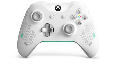 OFFICIAL Microsoft Xbox One Wireless Controller (Sport White) - BRAND NEW