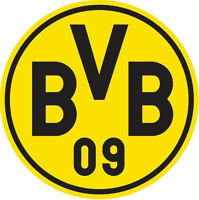 Small 1,4 Sticker Bvb Borussia Dortmund Soccer Germany Football Car Bumper Dekal