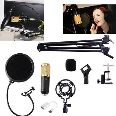 Professional Recording Broadcasting Multipurpose Studio Kit Premium Sets BM-800