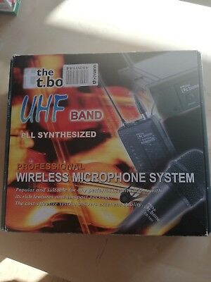 t.bone Professional Wireless Microphone System