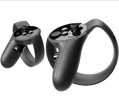 Oculus Controllers For Rift Virtual Reality Headset