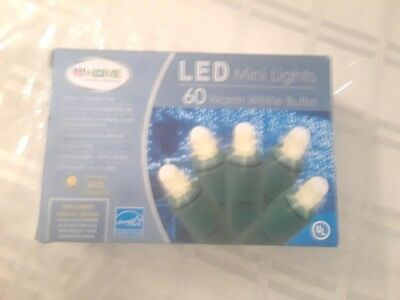 *NEW* RITE AID WHITE MINI LIGHTS INDOOR//OUTDOOR 70 COUNT