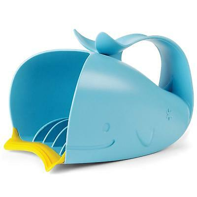 Baby Bath Rinser Moby Waterfall Blue Skip Hop Baby Kids Children Bathing Toy New