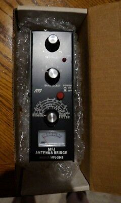 ANTENNA BRIDGE  -  1.8 to 30MHz  - In NEW Condition & Boxed