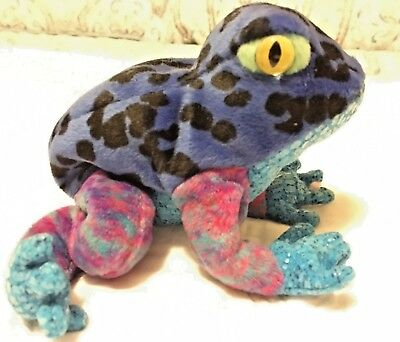 60b29e41774 Ty Beanie Baby Dart The Frog MWMT Date of Birth  November 22