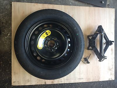 Ford Focus C-Max Space Saver Steel Wheel With Tyre Only Not Jack Kit