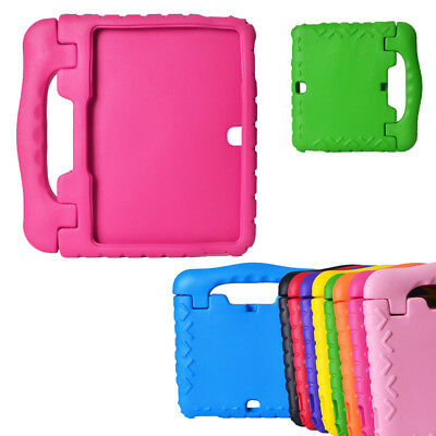 "Kids Heavy Duty Shockproof Rubber Bumper Case For Samsung Tab 3 4 10.1"" T530 SM"